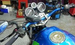 CB400. Version S. interested pls call my number. engine