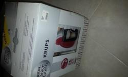 hi am selling my new branded coffee maker i already
