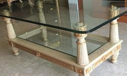 Davinci replica coffee table
