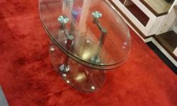 Coffee table, can be transformed to the bigger one,