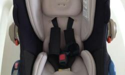Combi Baby Seat for sale. This Combi baby seat is very