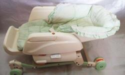~~~ComBi BaBy MoBiLe CraDLe/ Bassinet / Carrier (not