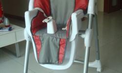 Hi! I have a used combi high chair for sale. This is