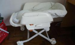 Selling used high chair, can be use from 0+ (like