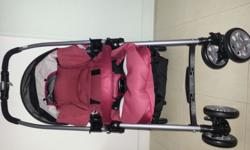 Combi Miracle turn stroller, still brand new, without