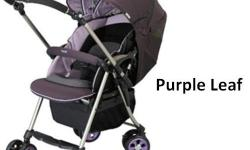 Product Description:  Combi Miracle Turn Stroller