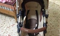 purchased during end 2012, Combi Spazio stroller in