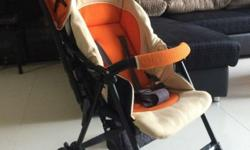 Combi stroller in good condition. Light and easy to