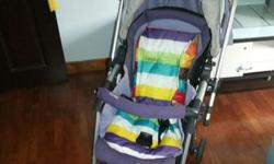 Selling away 12months old Combi Stroller conditions