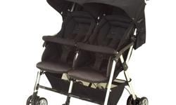 Twin Stroller for sale at $600.  Retail at $699. Bought