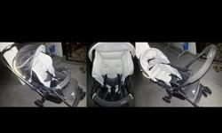 COMBI URBAN STROLLER 230$(bought 499$) 8.5/10 (used 7