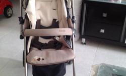 Let go preloved combi urban walker stroller, conditions