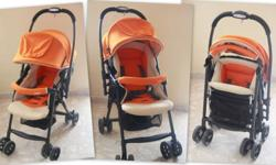 Combi Well Comfort, one of the lightest stroller around
