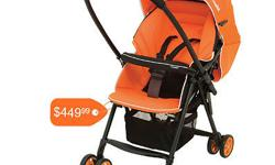 Combi Well Comfort, very light, weigh 4.6kg, with full