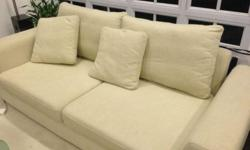 3-seater sofa from John Erdos. Good condition, only 2