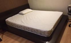 Don't miss this elegant queen size bed for sale! - In