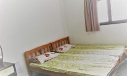 Hi, No agent fee, common bedroom available for rent