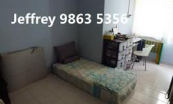 Common room Low floor Full furnished with air con No