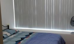 Common room with air-con Fully furnished - Wardrobe and