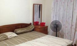 Common room with air con rent at blk 182 bedok north 3