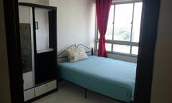 Common Room @ Blk 408 Pandan Gardens with A/C, WiFi.