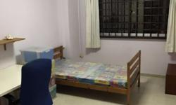 Blk 440 Hougang Ave 8 - Common Room For Rent - Fully