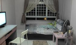 common room for rent at blk 644 pasir ris.easy access