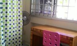 Nice common room for rent Fully Furnished with aircon