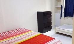 Room for rent near Khatib mrt station ( 5mins walking