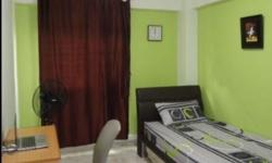- Fully furnished common room with Wifi and Aircon. -