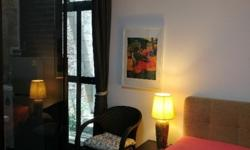 Newly Renovated Studio Walk Up Apartment Unit Located