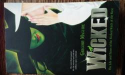Complete Wicked series comprises of: 1. Wicked 2. Son