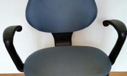 Two computer chairs selling cheap @ $10 each or two for
