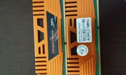 2GB X 2 PC3-10660 RAM MEMORY (TOTAL 4GB)