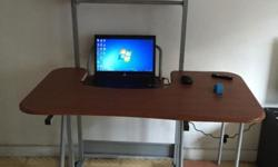 Hi, Selling computer table/desk in only S$ 20. Please
