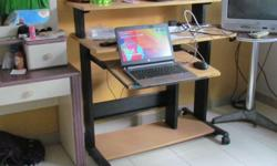 Selling computer table table as shown in pictures Price