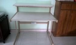 Used computer table for free. Pls email me