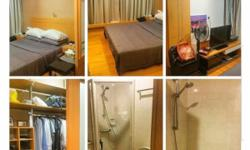With Walk In Closet, Own toilet with bathtub, Tv,