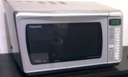 Panasonic Microwave + Convection Oven - 100/- SGD - 2