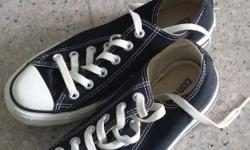 converse shoes..size 6 ..men's shoe..never used