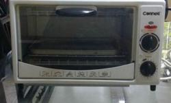 Used Toaster Oven. Good condition (8/10) Used in a