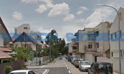 Corner Terrace along Lorong Stangee for sale Good land
