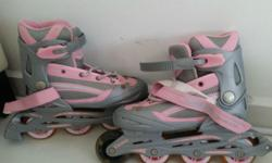 Selling cougar inline skates in very good condition.