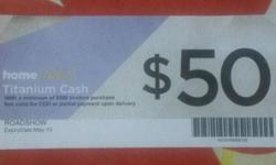 Courts $50 voucher for $40. Voucher is valid with a