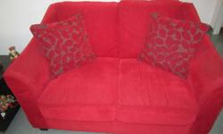 A classy 3+2 COURTS sofa set which is in 3+2 seater