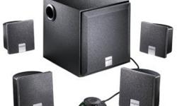 Selling my Creative speaker with 4 surround speakers