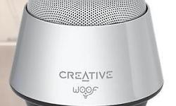 Selling Creative Woof Speaker Brand new. Colour: