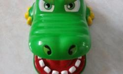 Croc Dentist Toy The tooth of the crocodile is not