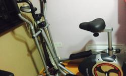 Cross trainer for sale - In Tip Top condition (8/10) -