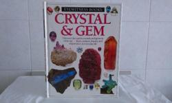 Crystal & Gem (Eyewitness Book) (NEW)